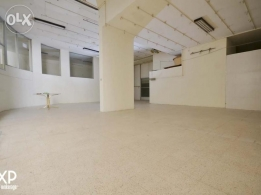 1400 SQM, Warehouse for Rent in Beirut, Tallet Al Khayyat WH2737