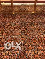 old Persian carpet