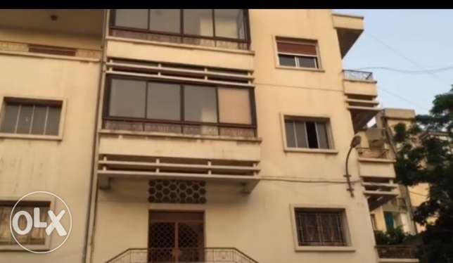 A 3 floors commercial building for rent بعبدا -  1