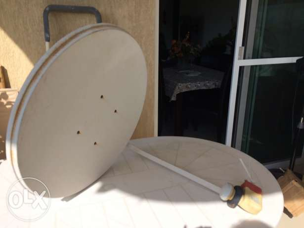 hotbird satellite dish جبيل -  1