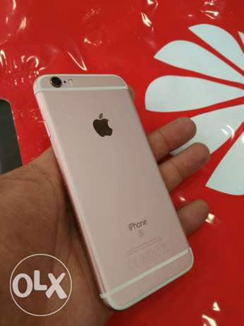 Iphone 6S rose 16 and 64G