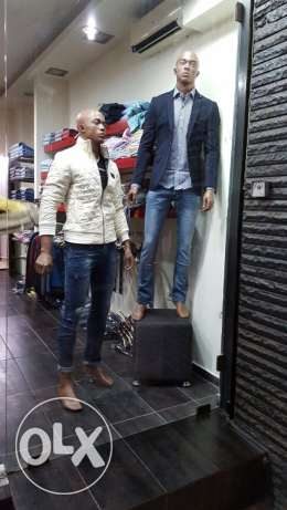 mannequin clothing