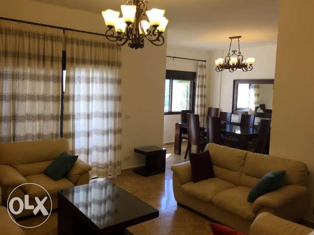 Luxurious fully furnished 140 m2 apartment in Feytroun (فيطرون)