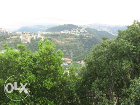 Land with View for sale in Dbayeh, Metn- 3004sqm