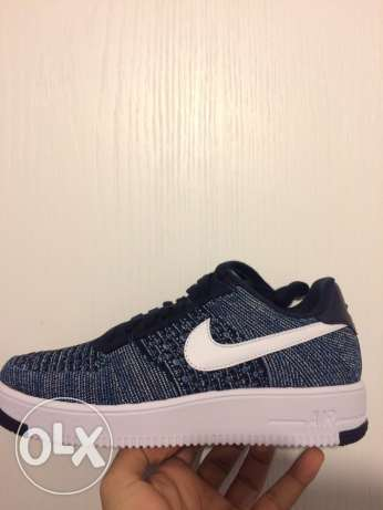 Nike air force 1 flyknit size 42