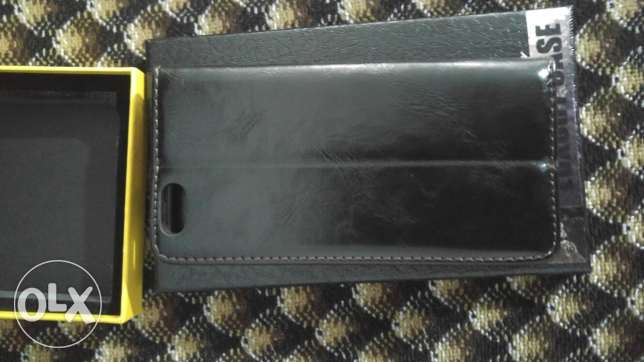 Jeans and leather phone cases