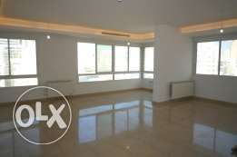 New apartment in Achrafieh 3 bedrooms open view + 2 parking