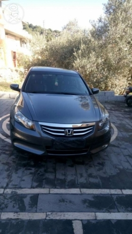 Honda accord 2008 النبطية -  1