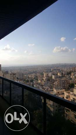 Baabda Hadath panoramic apartment 180 M2 for rent
