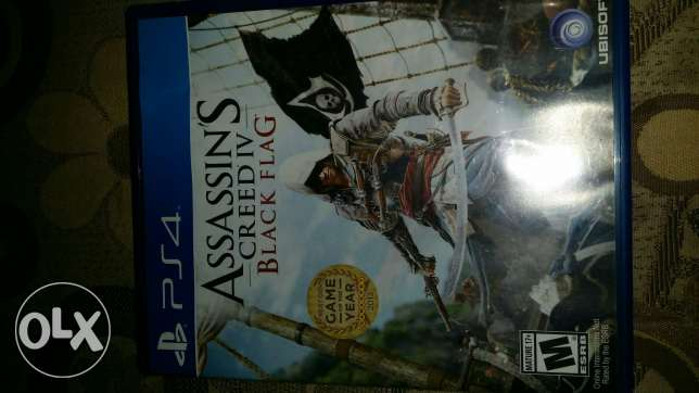 Ac blackflag ps4 for sale or trade حارة حريك -  1