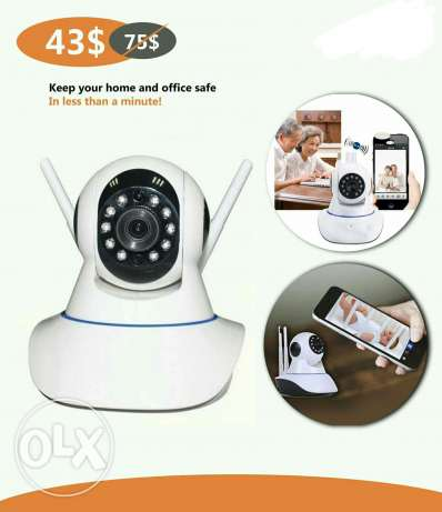 Intilligent Security Wifi Cam