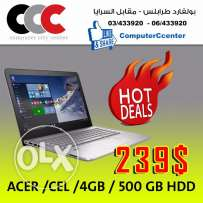 Laptop Acer 239 $