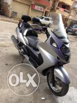 silver wing 600 cc