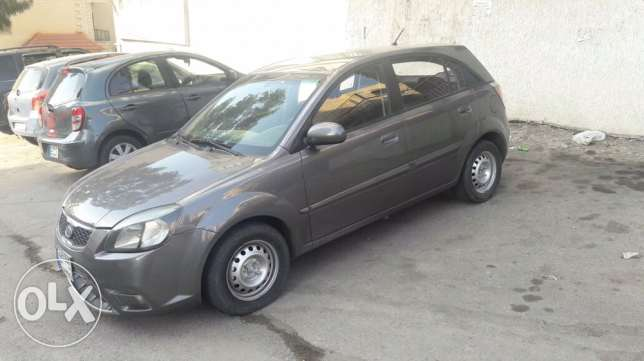 KIA Rio 2011 for Sale Perfect Condition بشامون -  3