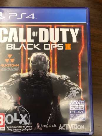black ops 3 limited edition + nuketown