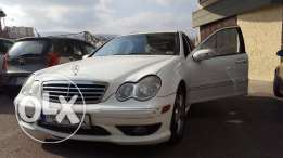 Mercedes C230 Kompressor 2005 Look AMG