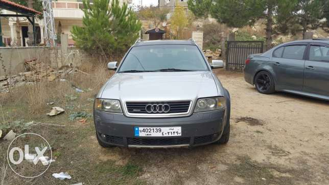 For sale or trade Allroad 2001 4×4 full option