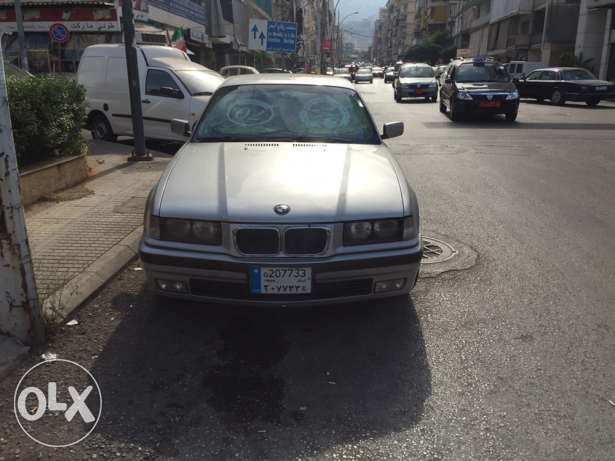 BMW 325 coupe سن الفيل -  2