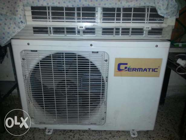 Air Condition Germatic 18000 BTU in very good condition.
