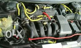 Dodge stratus 4 cylender 2.4 moter 16v mechanica ndef ma 3lyh shi