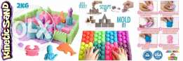 2 Kg Kinetic Sand in Box Set