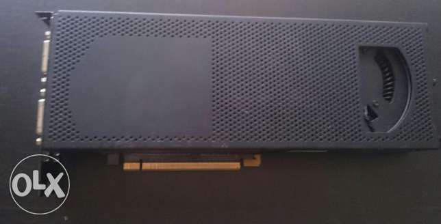 Graphic Card GTX 295 1GB