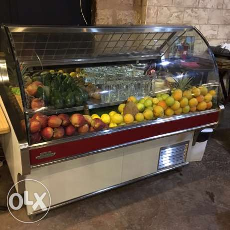 salad bar fridge انطلياس -  3