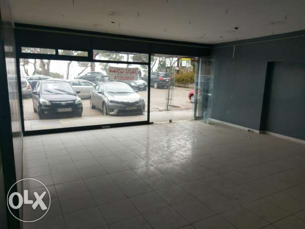 For Rent in Broummana: Shop / Office / Clinic برومانا -  6