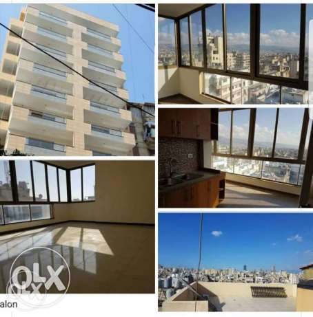 2 bedrooms appart tarik jdideh super delux 5 min from Beirut Arab univ