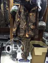 hunting suit