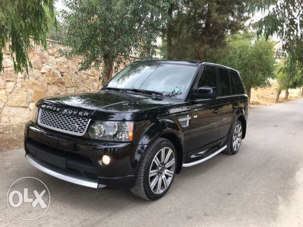 Range Rover Sport HSE 2011 only 11500 miles