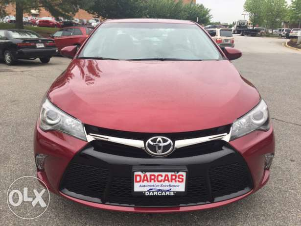 TOYOTA CAMRY XSE 2015 For Sale - Bran New Condition 13K Miles