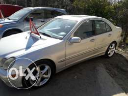 C 230 (4 cylindre) mod 2004