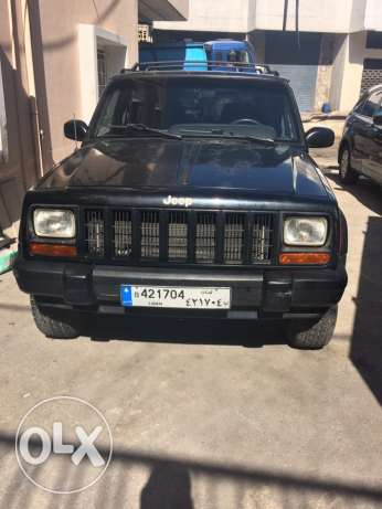 Jeep cherokee 1998 xj verry clean car كسروان -  5