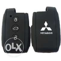 Mitsubishi smart car key silicone cover (3 designs)