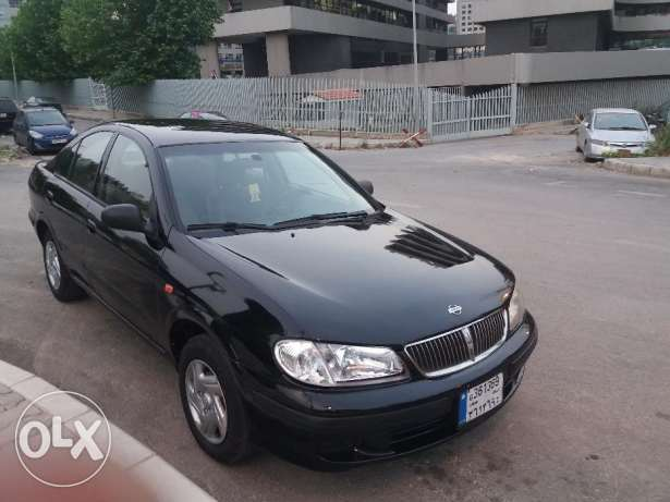 nissan sunny 2003 made in japan