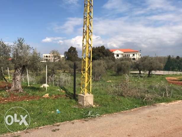 land for sale in Bteram