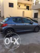 for sale 207 peugeot mod 2009 very clean ma 3laya mikanik price 6000$