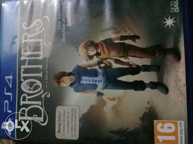 The brothers game