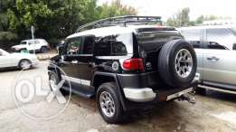 2009 fj cruiser black full option super clean