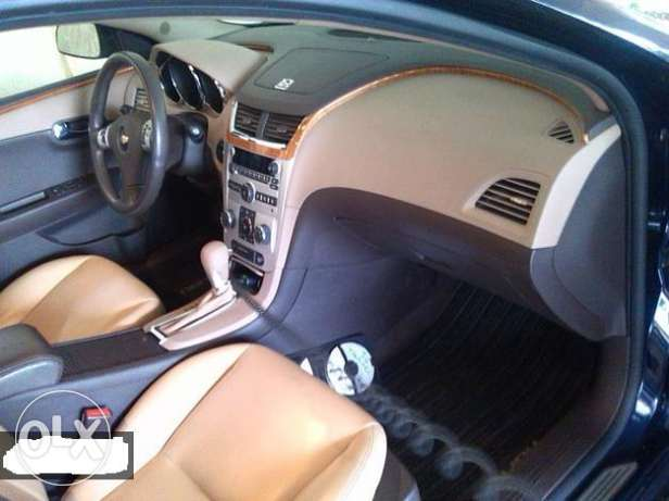 Malibue 2011 has 59000km from impex 4v 2.4Lbeige leather.doctor driven خلدة -  5