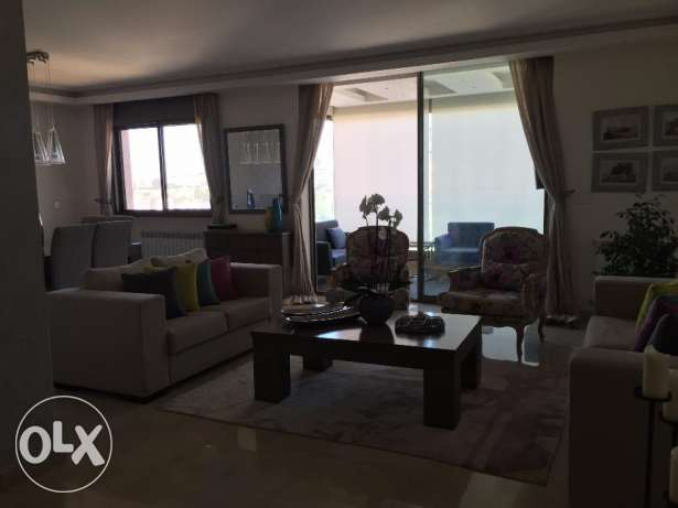 apartment 200m2 for sale in mar takla hazmieh