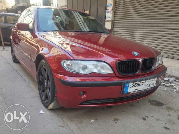 BMW - New Boy (318).