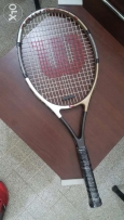 New wilson tennis not used