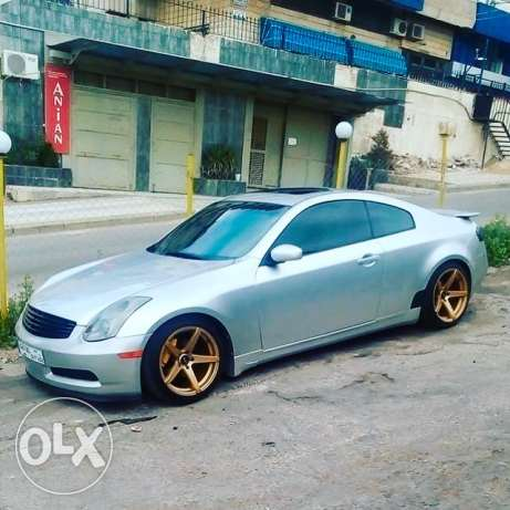 G35 trade to 350z manual or drift car e46 or any
