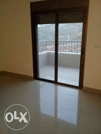 Zahle dhour brand new apartment for an amazing price .