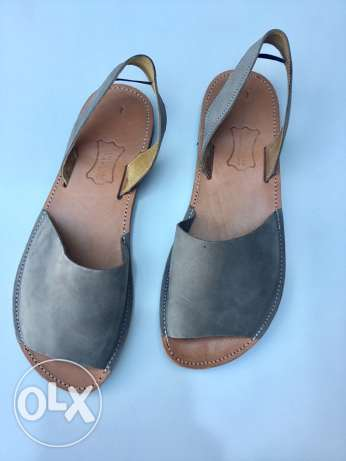 Pre-Owned leather Sandals مار نقولا -  1
