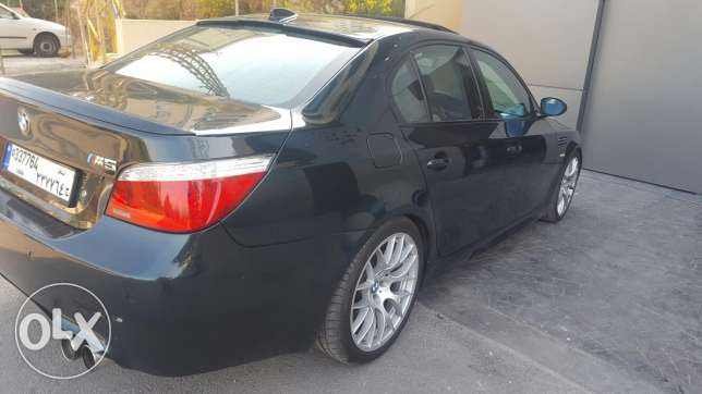 Bmw series 5 for sale سهيلة -  6