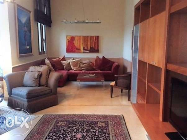 R17090 - Fully Furnished Apartment For Rent in Gemmayzeh