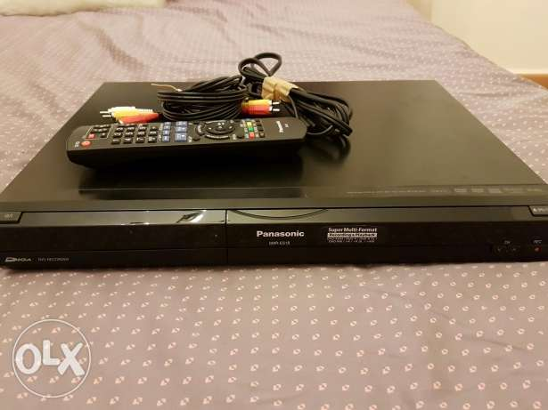 dvd player ana recordable